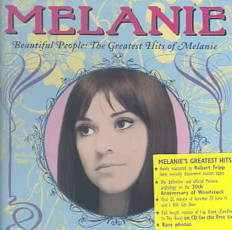 BEAUTIFUL PEOPLE:GREATEST HITS MELANI BY MELANIE (CD)